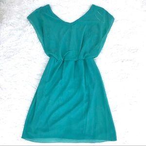 Sweet Storm Sleeveless Dress Sz S
